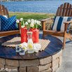 DIY Fire Pit Table