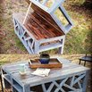DIY Convertible Bench Coffee Table
