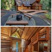 Log Cabin with Deck