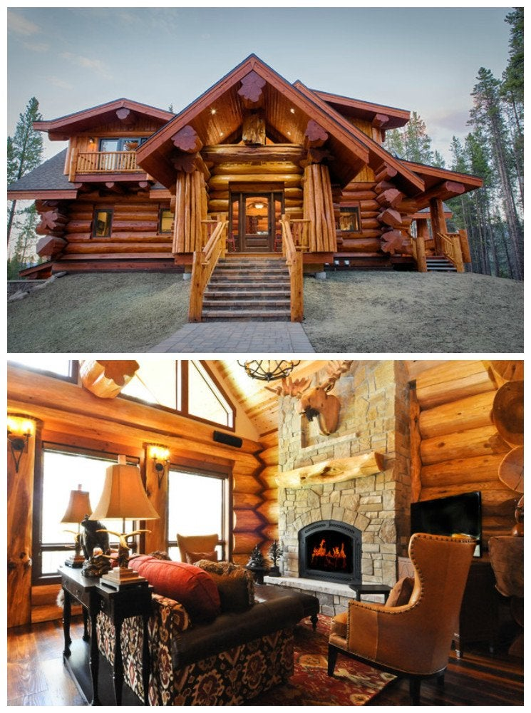 Log cabin denver
