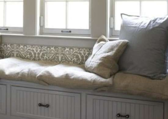 window bench seat with drawers Smart Storage 20 Sneaky Ideas Bob Vila