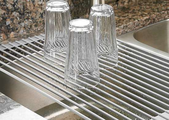 Over-The-Sink Dish Rack