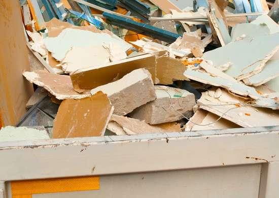 How to Remove Construction Debris