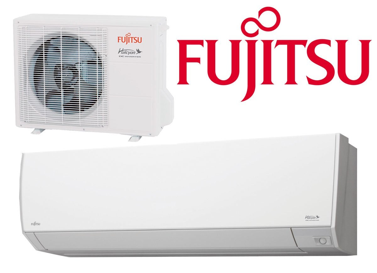 Fujitsu units