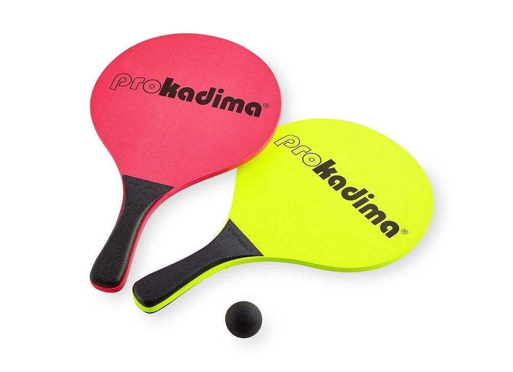 Paddle ball set