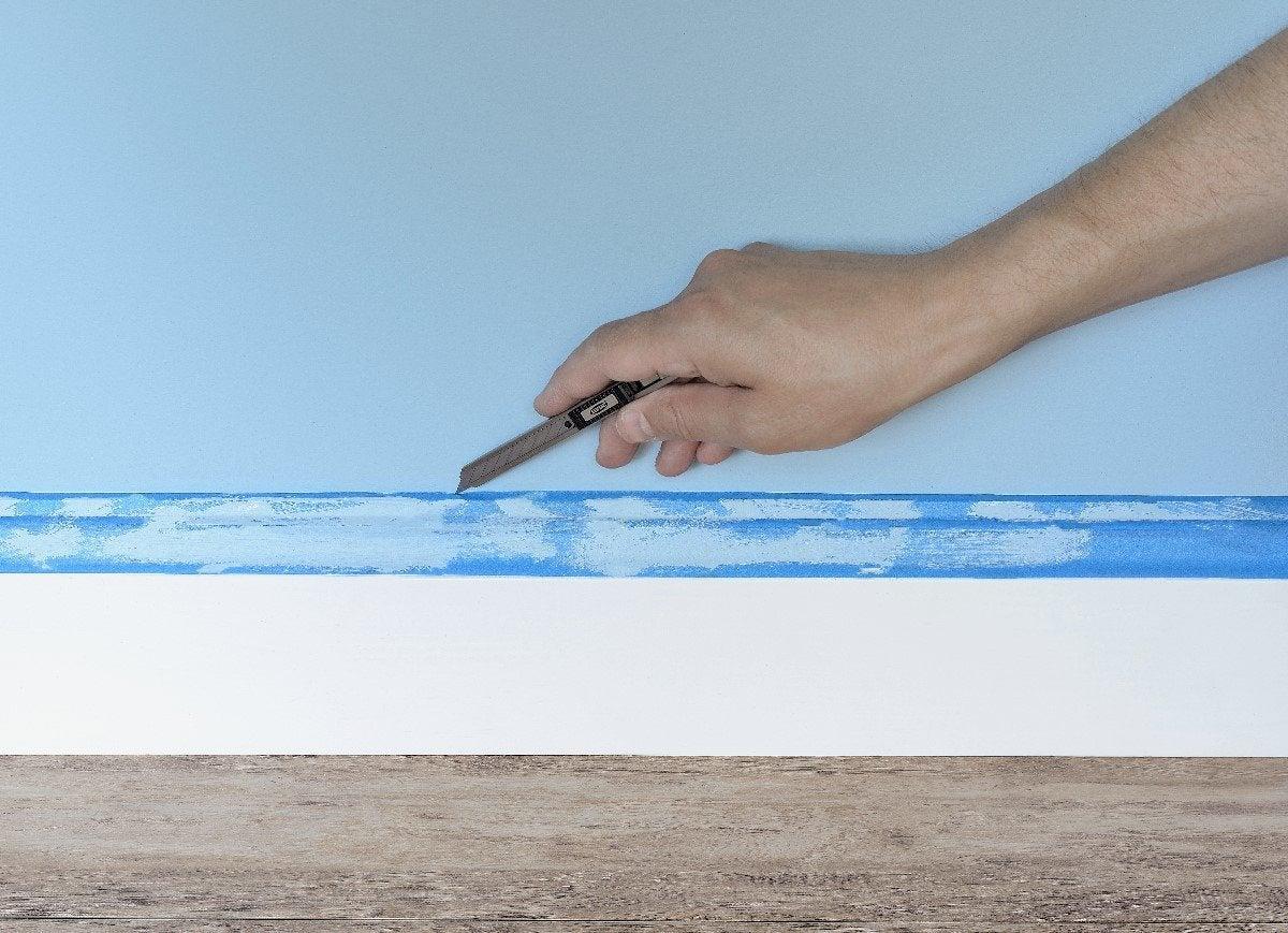 9mmhydeutilityknife crisp paint lines