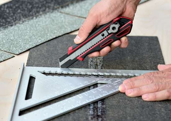Replacing a Portion of a Shingle