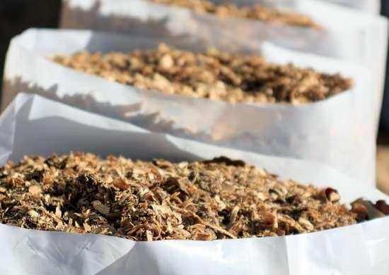 Use Sawdust as Mulch
