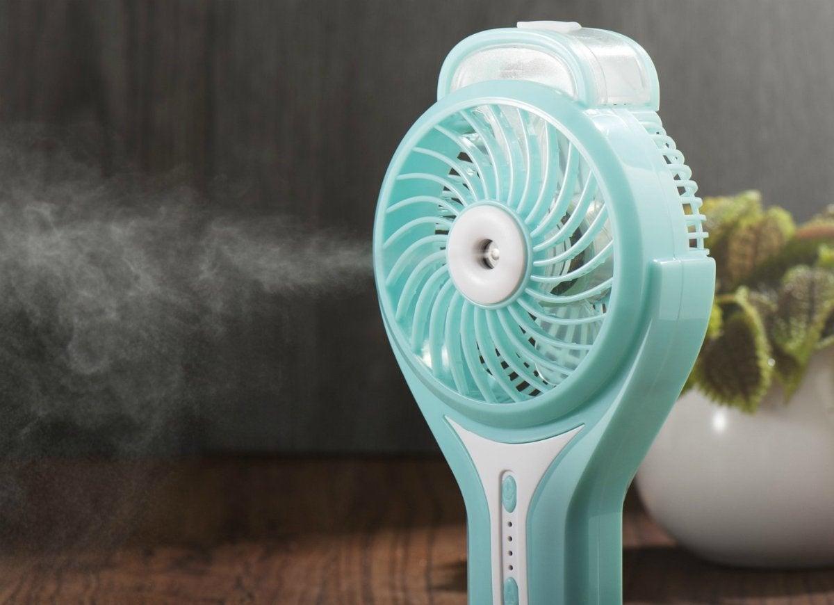 Insten misting fan