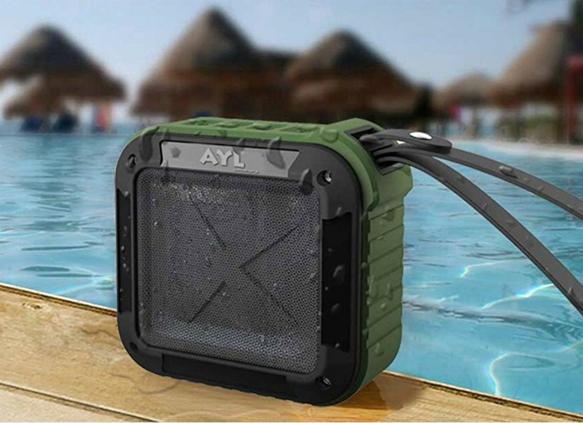 Ayl bluetooth portable outdoor speaker