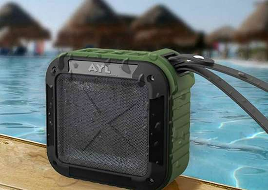 Ayl bluetooth portable outdoor speaker
