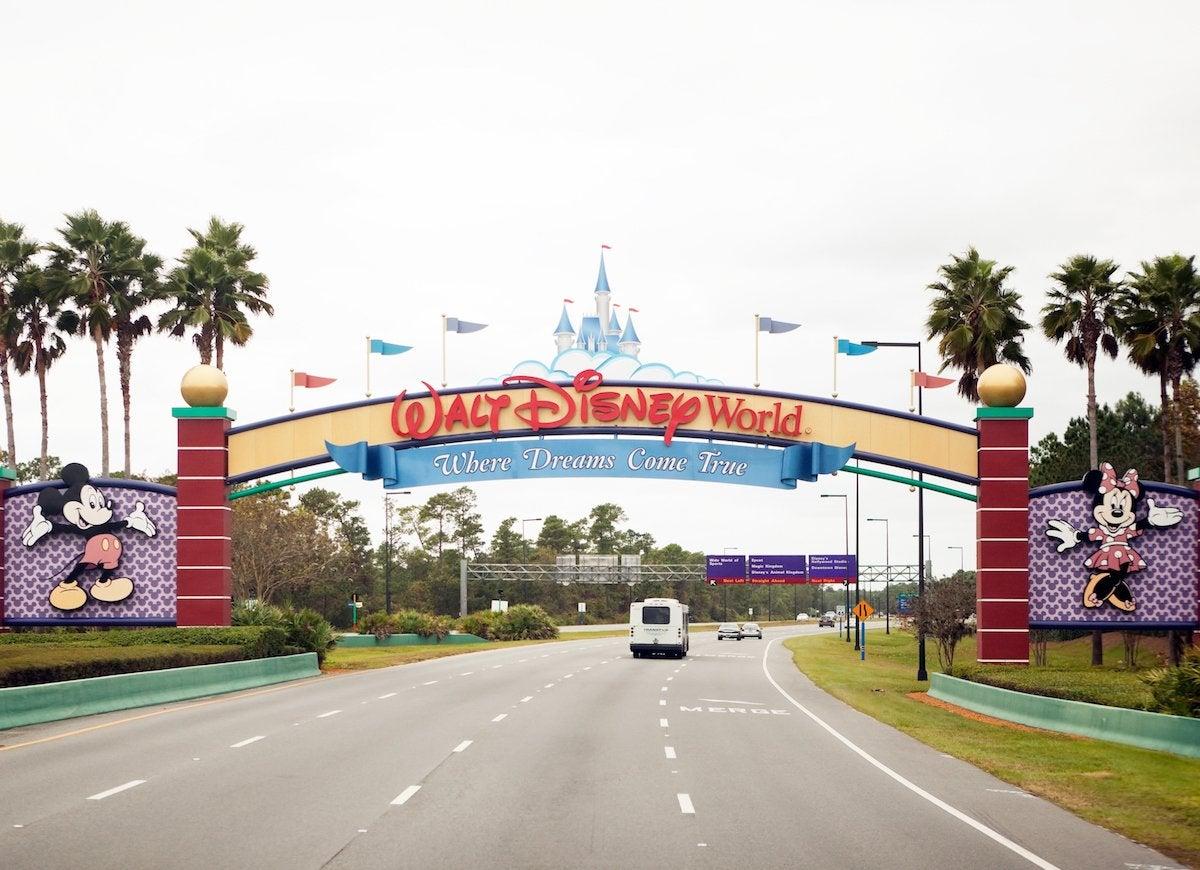 Orlando staycation