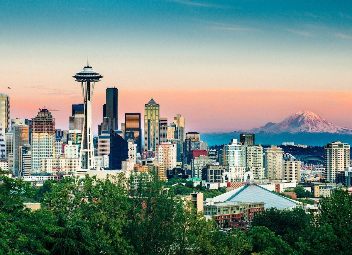 Seattle staycation