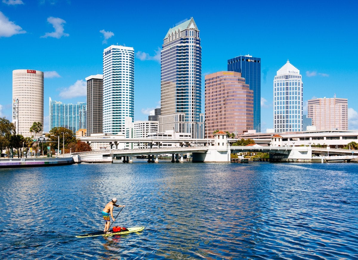 Tampa staycation