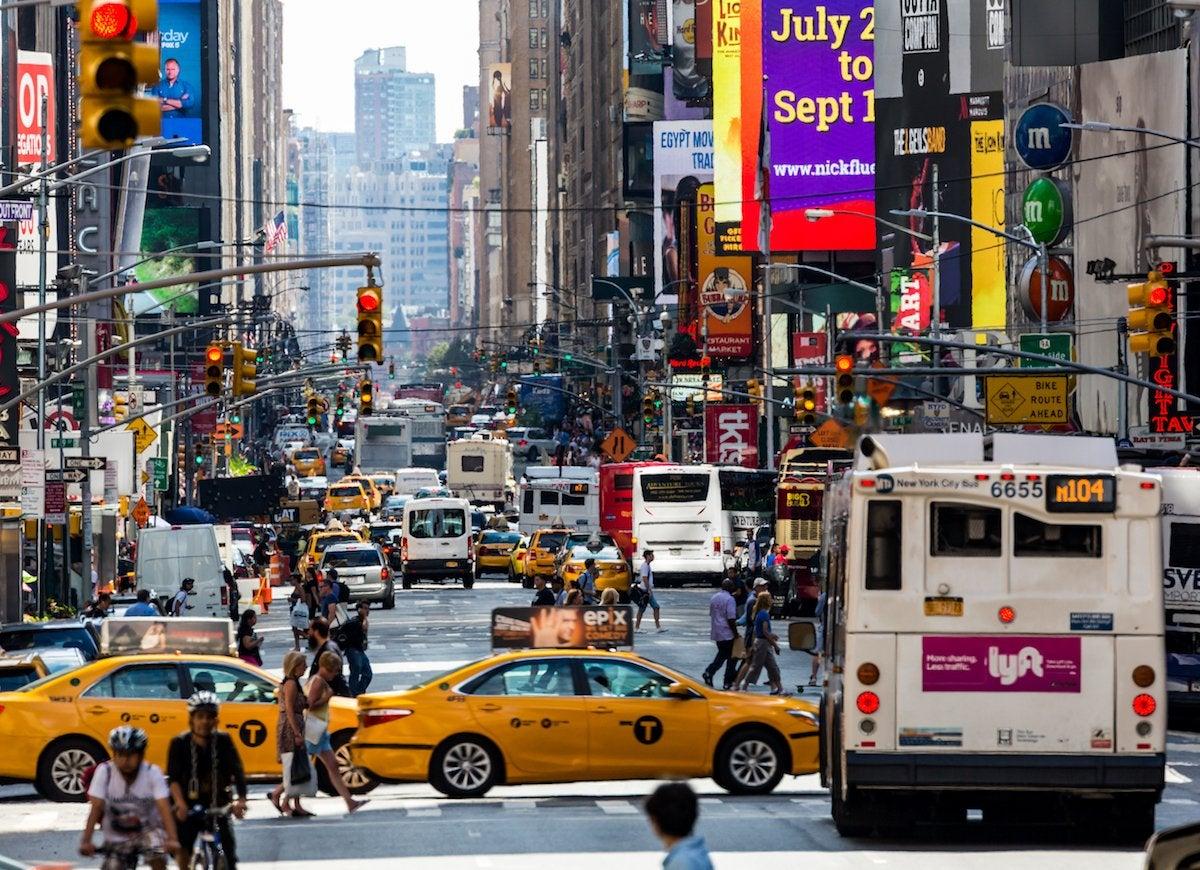 New york staycation