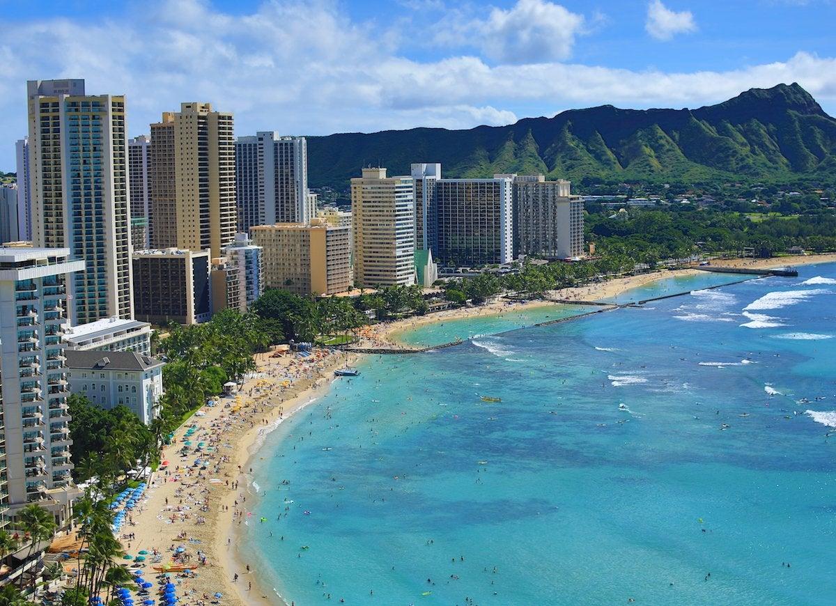 Honolulu staycation