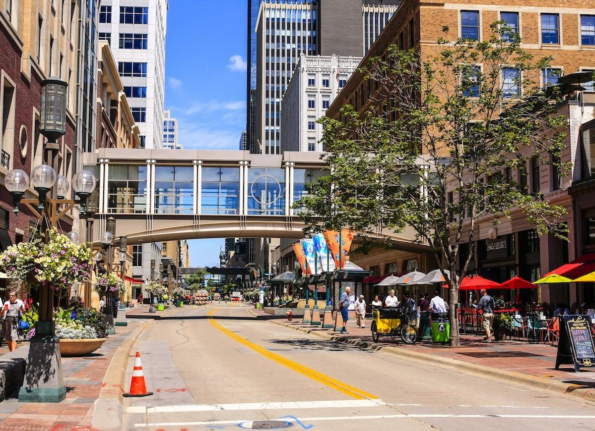 Minneapolis staycation