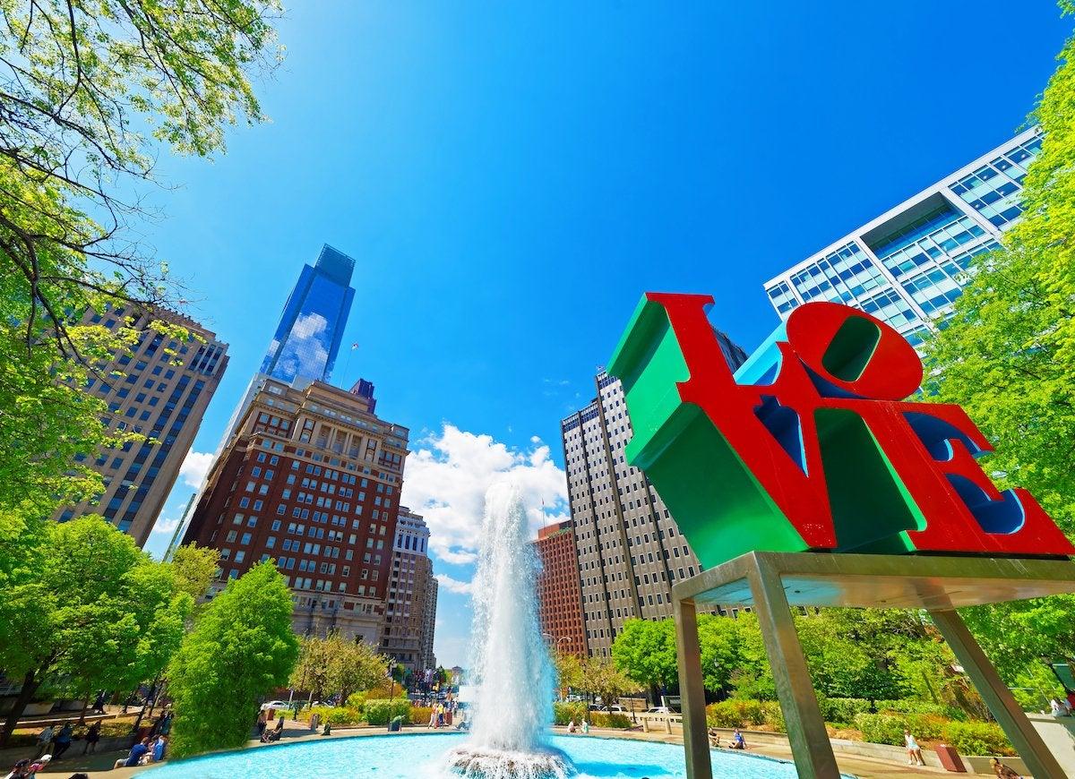 Philadelphia staycation