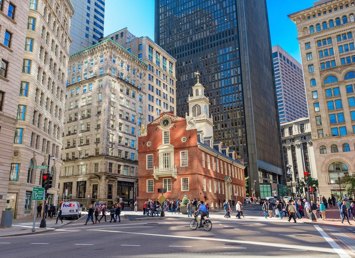 Boston staycation
