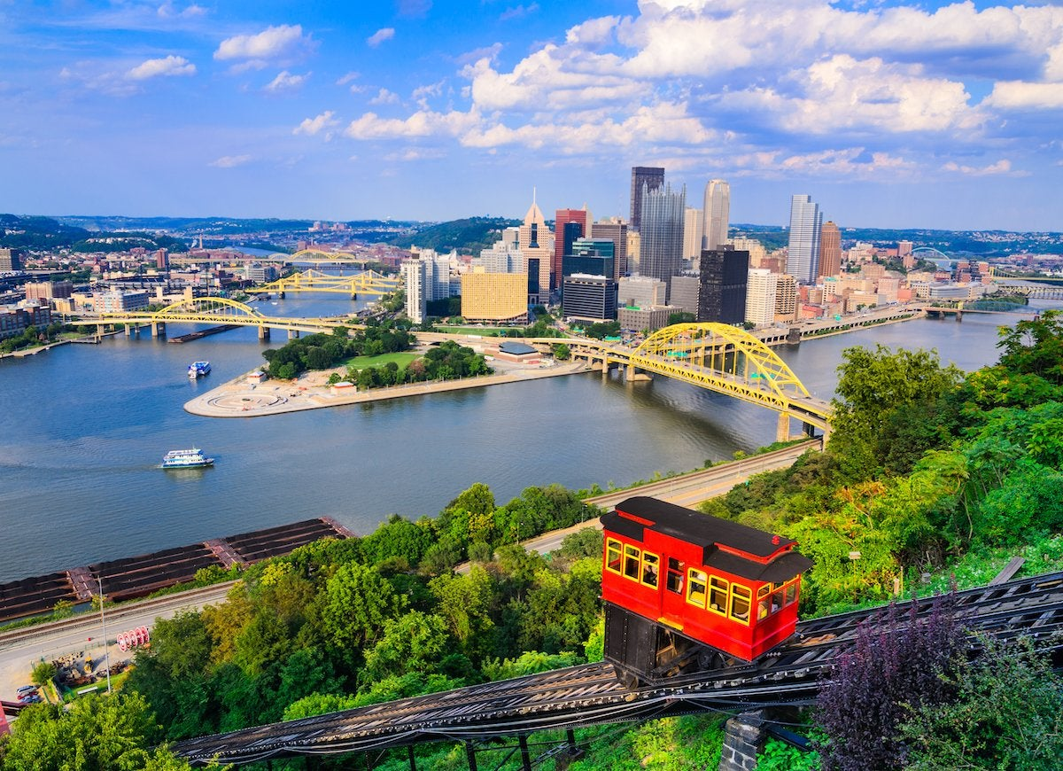 Pittsburgh staycation