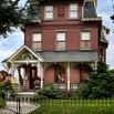 Brick Victorian in Philadelphia, Pennsylvania