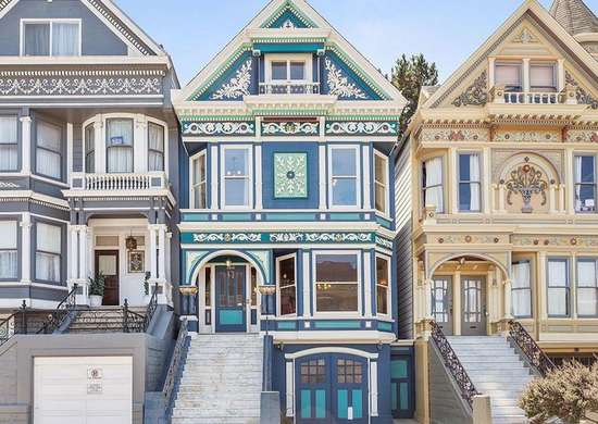 Four Seasons Victorian Houses