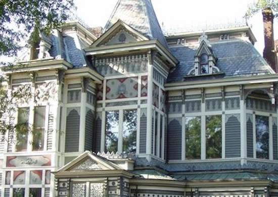 Second Empire Victorian in Atlanta, Georgia