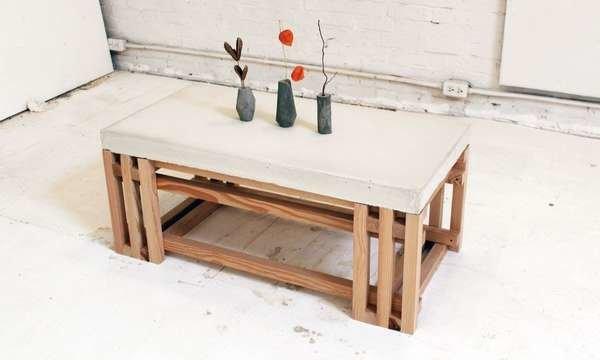 Danish Design Coffee Table