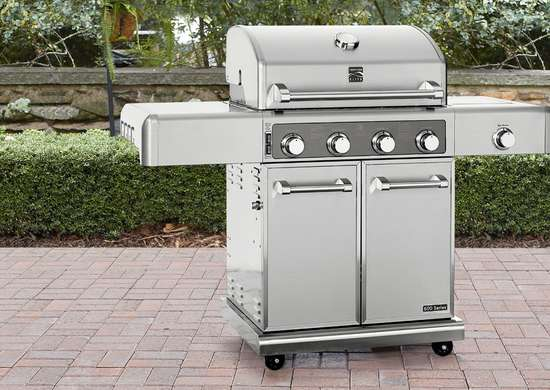 Kenmore Elite Grill