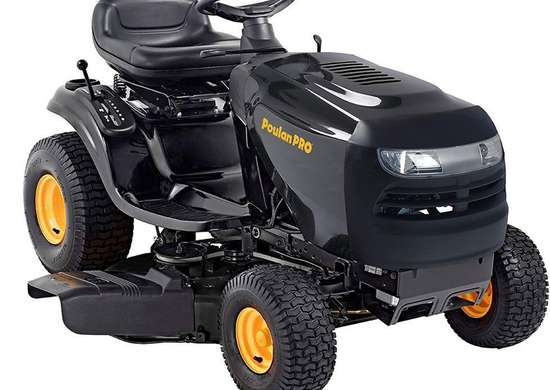 Poulan PRO Gear Gas Front-Engine Riding Mower