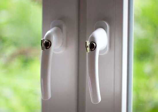 Lock Windows to Prevent Robbery