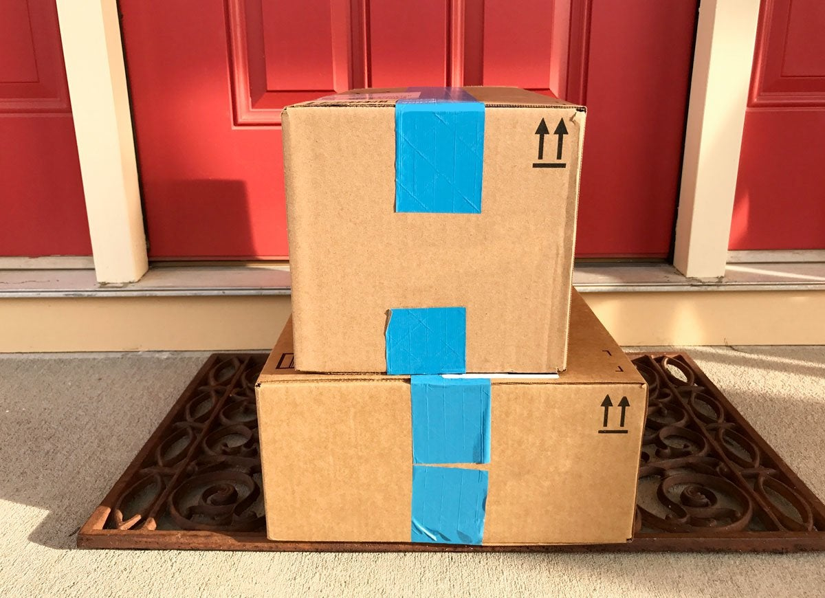 Packages house