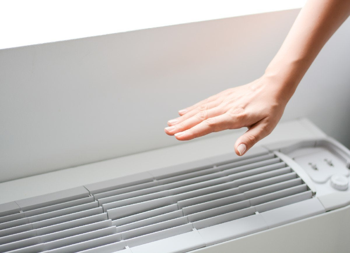 Uneven temperatures signal inefficient hvac