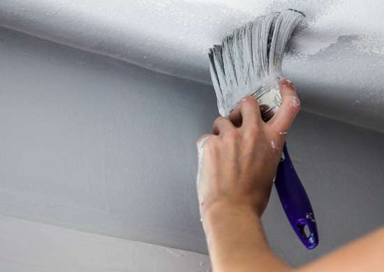 1. Painting the Ceiling