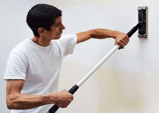 Solution: The Dust-Free Vacuum Pole Sander