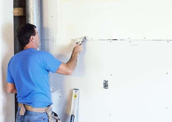 4. Wall Repairs