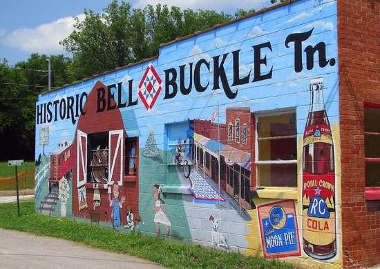 Bell buckle tn