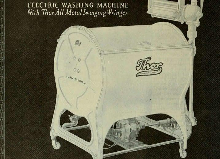 Thor washing machine