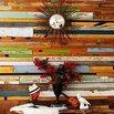 Salvaged Wood Wall