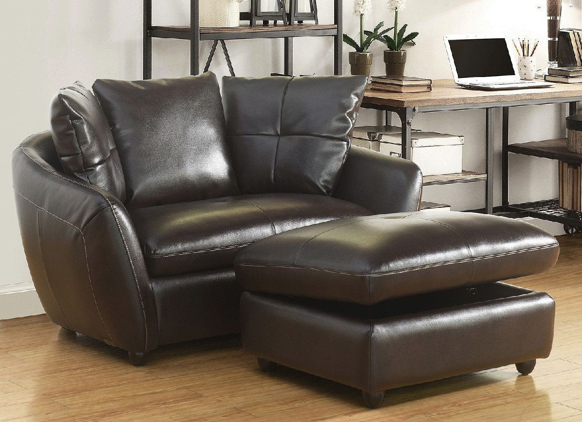 Leather love seat samsclub
