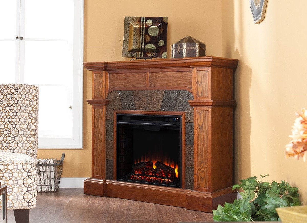 Electric fireplace samsclub