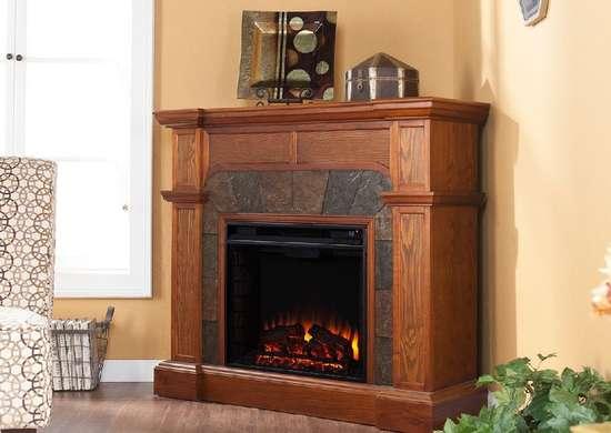 Electric fireplace samsclub