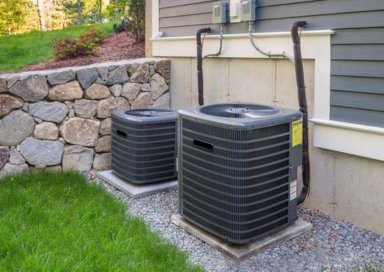 Where To Place AC Unit Outside