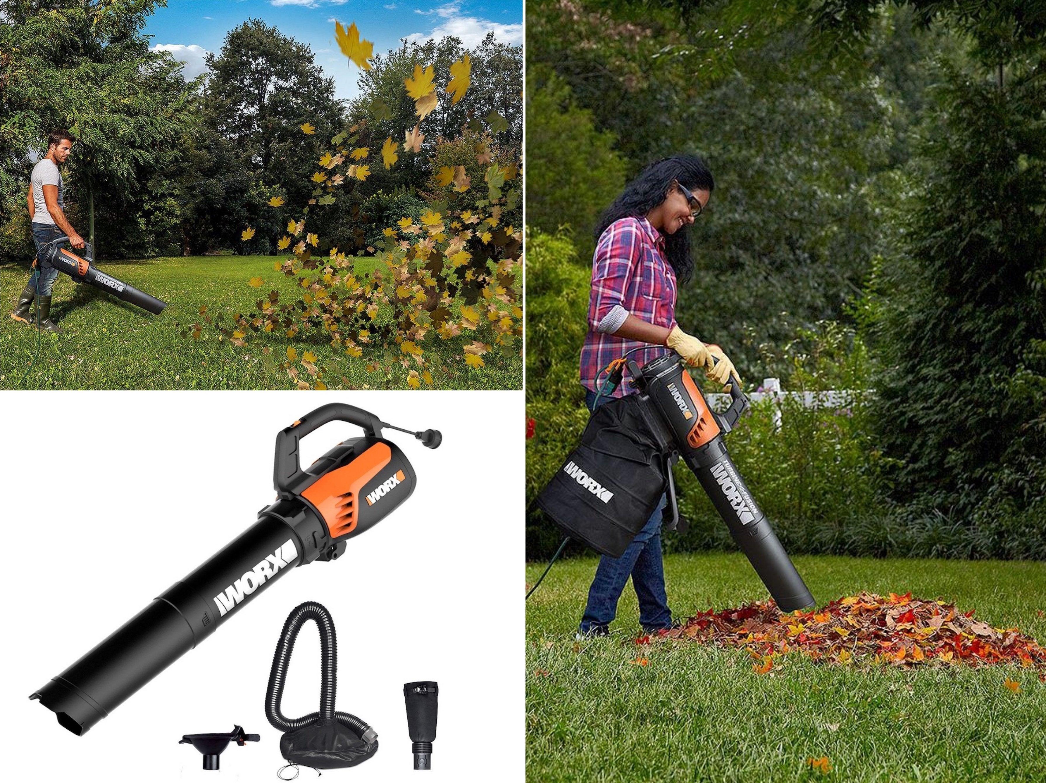 Blower vacuum mulcher2