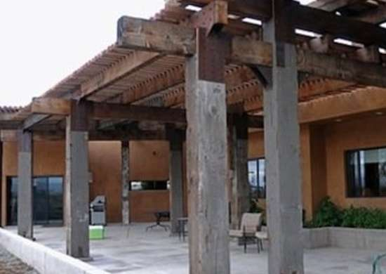 Salvagepergola