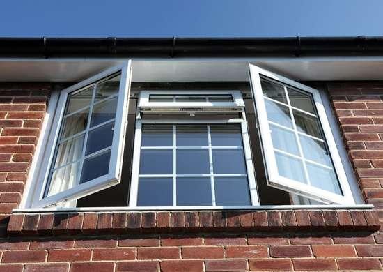 Close Windows When Using AC