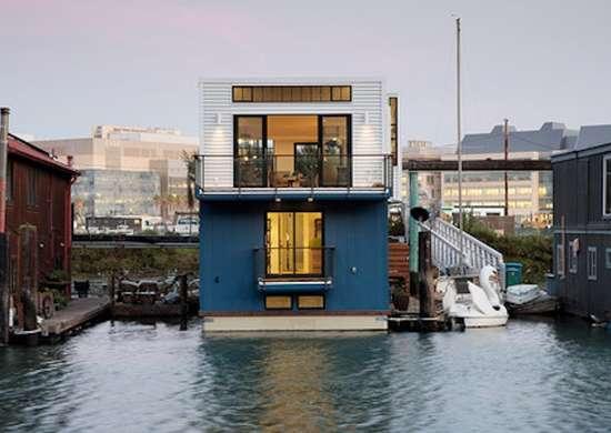 San Francisco Floating Home