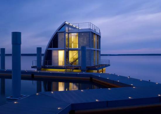 German Lake Home
