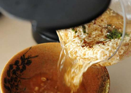 Make Soup in Coffee Maker