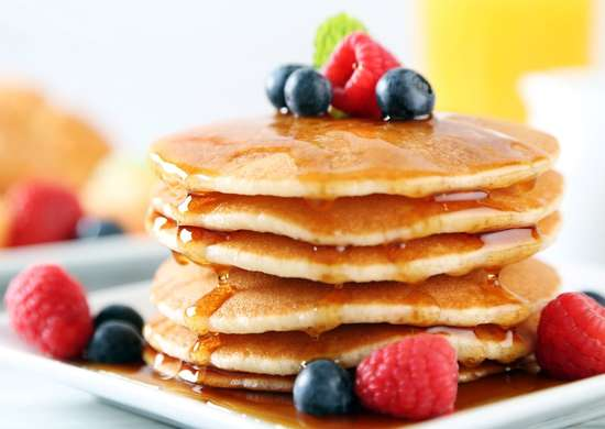 Make Pancakes with Coffee Maker